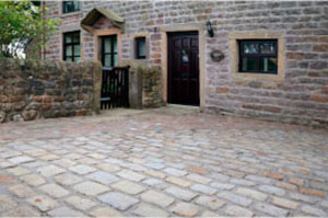 Driveway Repointing Preston
